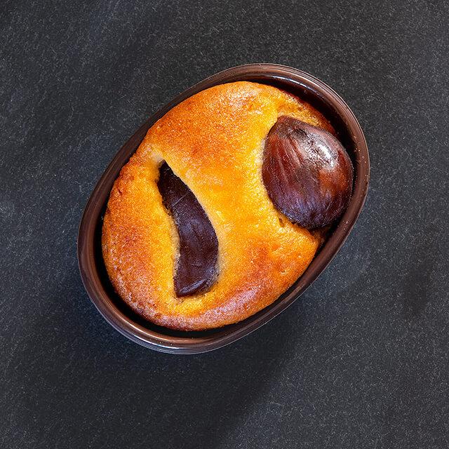 ベリースイーツの栗の焼菓子