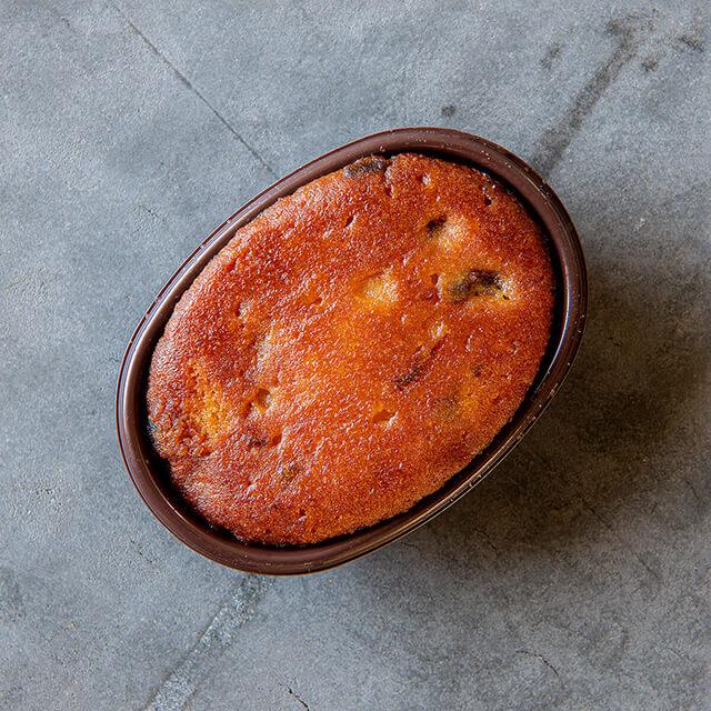 ベリースイーツの果実の焼菓子