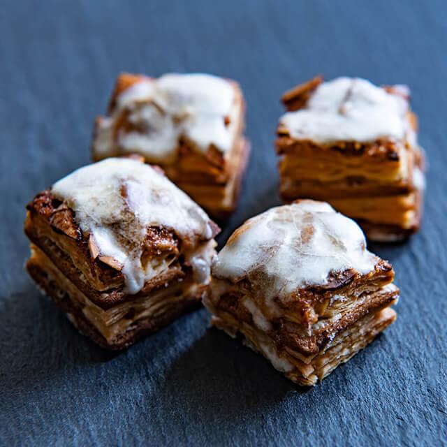 ベリースイーツの焼菓子ラム入りパイクッキー