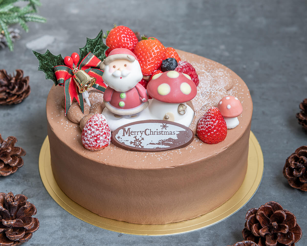 ベリークリスマスショコラ6号
